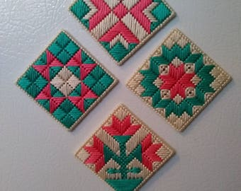 Quilt Magnets
