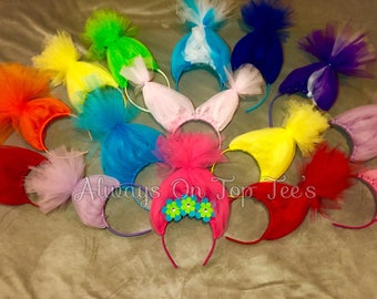 Trolls Headbands