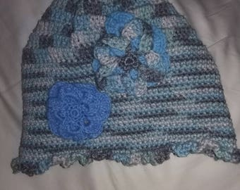 Adorable crochet hat