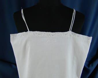 1920 women's underwear in cotton
