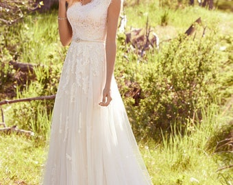 Ashley Wedding Dress - Maggie Sottero