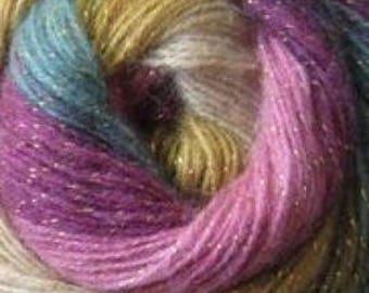 Alize Angora Gold Simli Batik - 4341 Candyfloss
