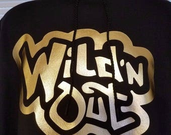 Wild N Out Hoodie (Brand New)