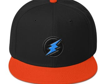 Electroneum Crypto Fan Snapback Hat
