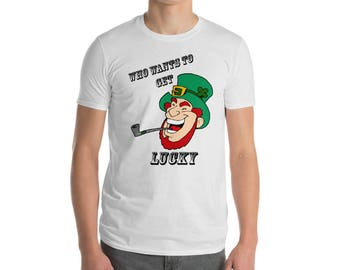 St. Patrick's Day Funny Tee Shirt