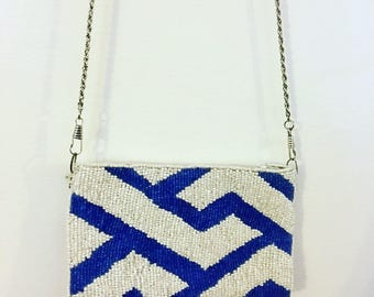 Vintage Hand Beaded purse