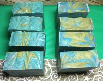Ocean in Bloom Soap