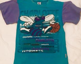 Charlotte Hornets 90s T
