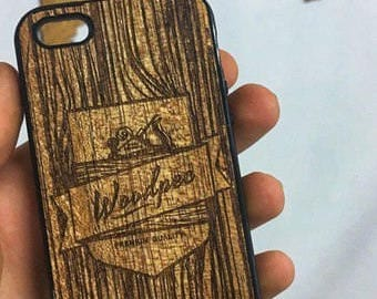Wood Tree Rings iPhone 8 Case also for X SE 5s 5 6 /6s 7 and 7 Plus 8 Plus Case iPhone 8
