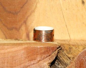 Copper Rings II