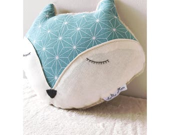 Maxi Fox cushion or blanket