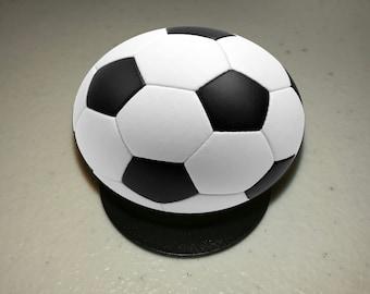 Soccer Ball PopUpSocket—FREE SHIPPING!