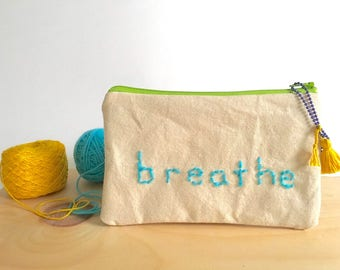 Empowering Pouch: Breathe