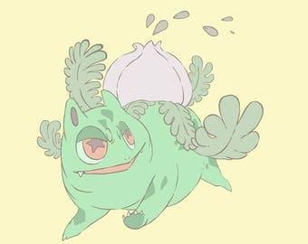 Star-Eyed Ivysaur