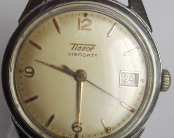 Vintage TISSOT VISODATE watch