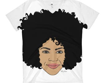 Women's Black Beauty T-Shirt