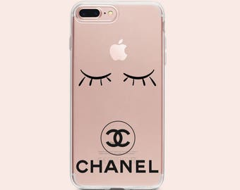 Chanel Case iPhone 8 Plus Case iPhone 7 plus Case iPhone 6s Case iPhone 8 Case iPhone 7 Case iPhone SE Case Chanel case fashion iphone case