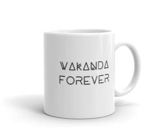 Wakanda Forever Mug