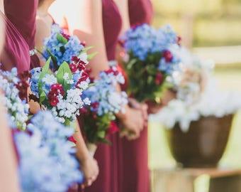 Artificial flower arrangement wedding