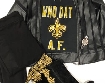 Who Dat A. F. Tee