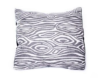 White Zebra Cushion