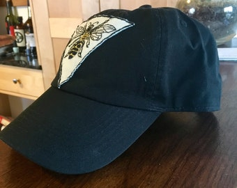 Eye of the Bee-holder Embroidered Hat