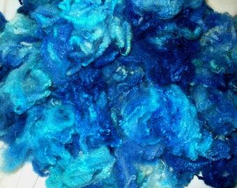 Finn Fleece for Hand Spinning Knitting Crochet Felting Needle Felting
