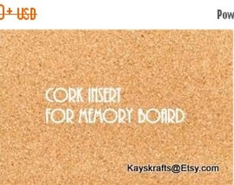 July 4th Sale Add A Cork Insert To Your Memory Board French Memo Board To Use As A Cork Memory Board