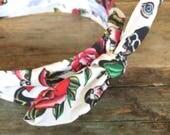 Traditional Tattoo Tie Headband Bandanna Head Wrap Rock Fashion Headband