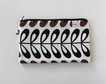 Small zipper pouch, cash envelope, Eyeglass case, Pen pencil, cash wallet, Cosmetic makeup bag, sunglasses, purse organizer, suede leather