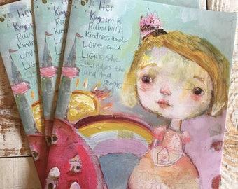 Magical kingdom folders - Set of 3
