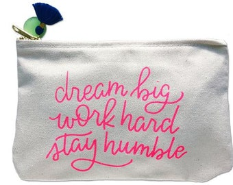 Pre-order: Dream Big Pouch