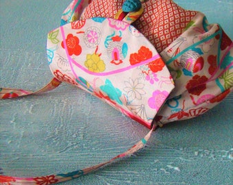 Petite Kimono Purse - A sweet little thing