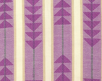 Anna Maria Horner FABRIC - Loominous Woven - Traffic in Cherry
