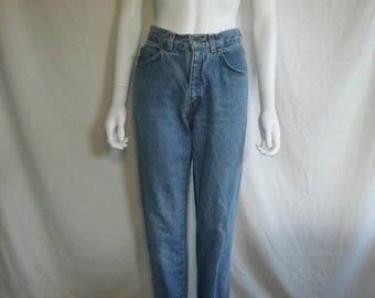 Closing Shop 40%off SALE Levis white tab high waisted mom jeans W waist 26,  80s 90s vintage