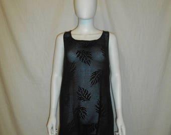 Closing Shop 40%off SALE Black bathing suit cover up, short, beach cover, bikini cover up, cotton dress