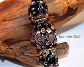Lampwork  Art Jewelry by Jeanniesbeads #3062