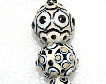 Lampwork  Art Jewelry by Jeanniesbeads #2135