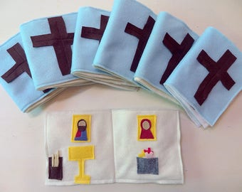 Orthodox Liturgy Quiet Books