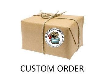 Custom Listing for:   Mahla
