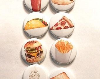 Fast Food Flair