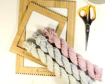 witches brew  ... handspun yarn set, weaving creative yarn bundle, hand spun, hand dyed yarn, handspun art yarn