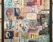 Painted Quilts Registration + Access Links and Passwords pdf, mixed media MINI online art class with Mystele