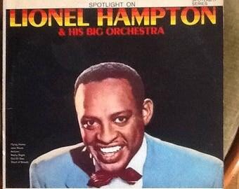 Lionel Hampton and His Big Orchestra