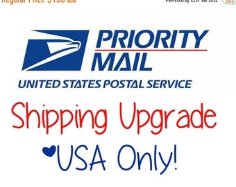 20% OFF EXP 06/30 USPS Priority Shipping Upgrade - Usa Customers only!