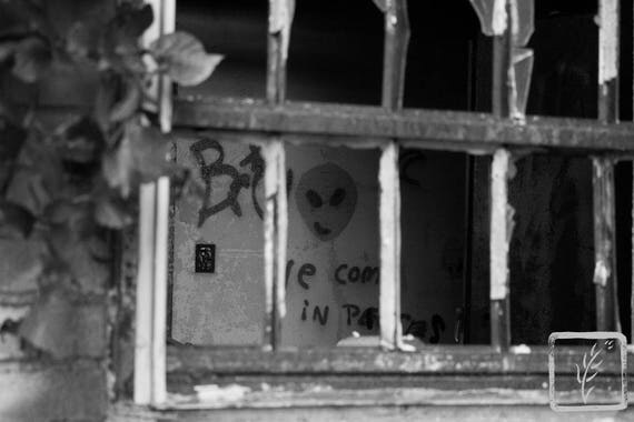 """We Come in Pieces,"" Kings Park Psychiatric Hospital, Kings Park, New York, 2017."