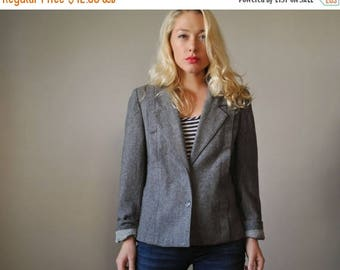 ON SALE 1970s Central Park Blazer~Size Small to Medium