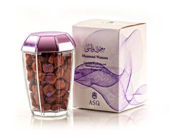 Maamoul Wanasa - Oud Balls 90 Grams - Abdul Samad Al Qurashi - Mamul Oudh Agarwood ASAQ ASQ