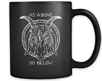 As Above So Below 11oz Mug