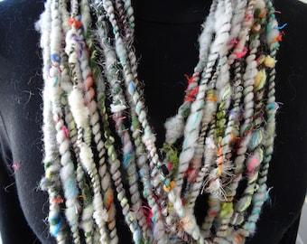 Bibi: handspun art yarn